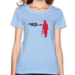 Fantastic Magritte Silhouette Woment Shirt