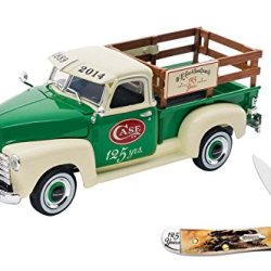 Case Cutlery 18803 Ertl Truck Anniversary Series With Case Pocket Knife