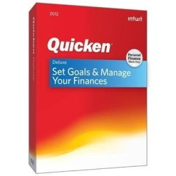 Quicken 2012 Deluxe Retail
