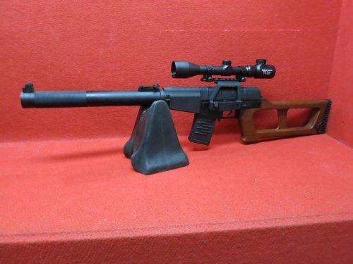 電動ガン 特殊用途消音狙撃銃 VSS ビントレス ライフルスコープ付き