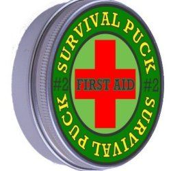 Survival Puck #2 - First Aid Essentials - For Any Adventure