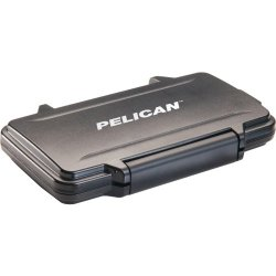 Pelican 0915 Black Sd Memory Card Protective Case Replaces 0910