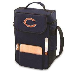 Chicago Bears 2 Bottle Wine Tote Cooler Bag