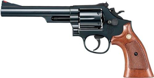 S&W M19 6インチ (18歳以上ガスリボルバー)