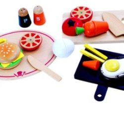 First Playing House Western Dish Restaurant Set G05-1086 [Japan Import]