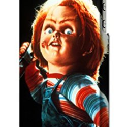 S2052 Chucky With Knife Case Cover For Iphone 5 5S