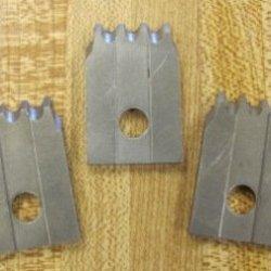 "Corob Molding Knife: #6 3 Bead 3/16""Bead"