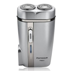 Flyco Fs831 Double Heads Rechargeable Electric Shaver Ddstore