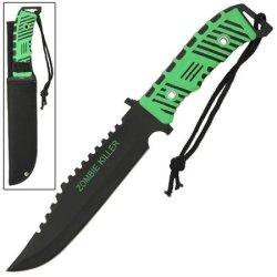 Pitfighter Full Tang Zombie Killer Survival Knife