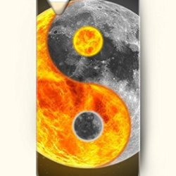 Oofit Phone Case Design With Chinese Tai Chi For Apple Iphone 4 4S 4G