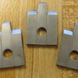 Corob Molding Knife: #41 Wedge Groove