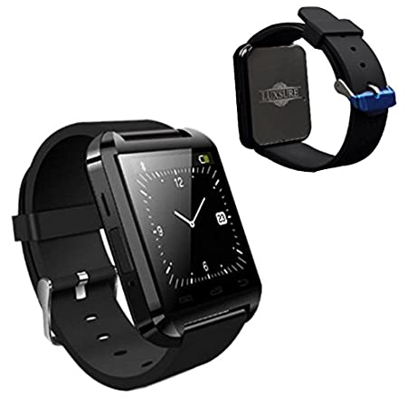 New Bluetooth Smart U Watch U8 which is compatible with all Bluetooth V2.0 or above enabled smartphones, tablets and PCs (support Android 2.3 or above), such as iPhone 4, 4S, 5, 5S, Sumsung S3, S4, Note 2, Note 3, Note 4 etc. Features 1.48 inches; C...