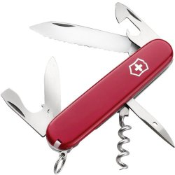 Victorinox - Swiss Army Everyday Spartan Pocket Knife/Multi-Tool
