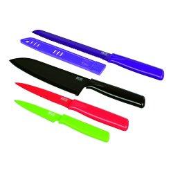 Kuhn Rikon Colori Knife Set - 4 Piece