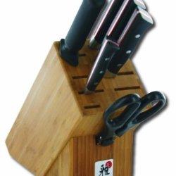 Miyabi Morimoto Edition Fusion 7 Piece Knife Block Set