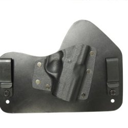 Everyday Holsters Ruger P85, P89, P94, P95 And Other P-Series Without Rails Hybrid Holster Iwb Right Hand Black