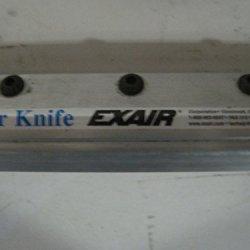 """Exair Aluminum 13"""" Standard Air Knife 2012"""