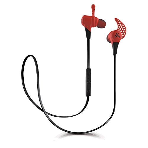 【日本正規代理店品・保証付】JayBird X2 Bluetooth イヤホン - レッド(FIRE) コンプライ・3ペア付属 JBD-EP-000012a