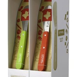 Opinel No 117 Spreading Knife - Plum