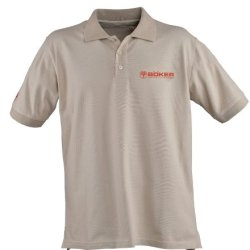 Boker Polo Shirt (Xx-Large, Desert)