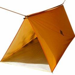 Ultimate Survival Technologies 1.0 Base Tube Tarp, Orange