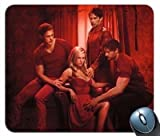 True Blood Sookie and Her Men Mouse Pad