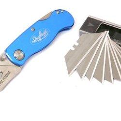 Sheffield Wh58009 Folding Lock Back Utility Knife