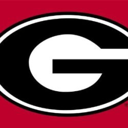 95607 - Georgia Bulldogs 3 Ft. X 5 Ft. Flag W/Grommets