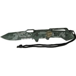 Tac Force Tf-570Dg Assisted Opening Folding Knife 4.5-Inch Closed