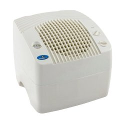 Essick Air E35 000 2-Speed Tabletop Humidifier, White