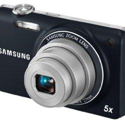 Samsung Ec-St65 Digital Camera With 14 Mp And 5X Optical Zoom (Indigo Blue)