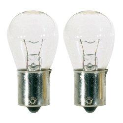 Satco S3723 12V Sc Bayonet Base 12-Watt S8 Light Bulb, Clear