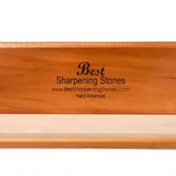 "Arkansas Knife Sharpening Stone - Hard 6""X2"""