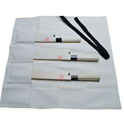 Knife Cotton Pouch / Bag Japanese Sushi Chef Knife Accessories Yoshihiro