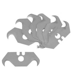 20/Pack Standard Utility Knife Hook Blade