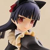俺の妹がこんなに可愛いわけがない 黒猫 メイドVer. (1/8スケール PVC塗装済み完成品)