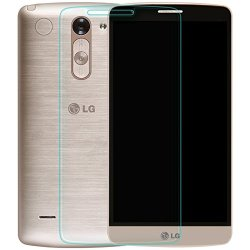 Nillkin 9H Anti-Burst Tempered Glass Protective Skin Film Screen Protector Compatible For Lg G3 Stylus D690