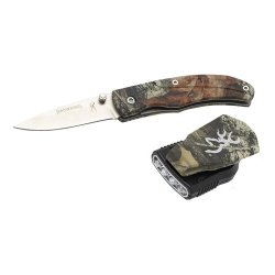 Browning Night Seeker Mossy Oak Break-Up, With Knife