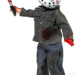 Living Dead Dolls Jason Voorhees Doll Comic Con Exclusive