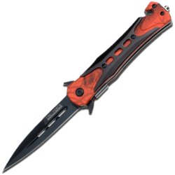 Tac Force Tf-719Rc Tactical Assisted Opening Folding Knife 4.5-Inch Closed