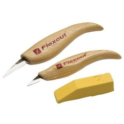 Flexcut 2-Piece Whittler'S Knife Set