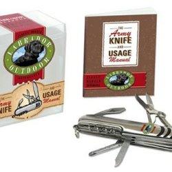 Army Knife And Usage Manual (Labrador Outdoor Mega Mini Kits)