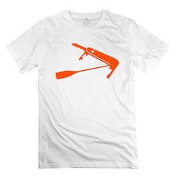 Stabe Man'S Swiss Paddle Knife T-Shirt Pre-Cotton Retro Xxl White