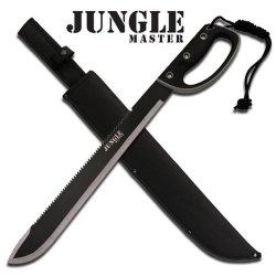 "Hk-770B Machete Abs Handle 2L6Gdcb7Dk With Stainless Steel Ejvrgwiu4L Saw Blade Black Ayeuiu56 Hlbv23Rt Machete23.5"" Overall16"" Black Stainless Steel Blade Saw Tdavhevo9M Back7.25"" Msgpi9Lbc1 Black Abs Handleincludes Nylon Sheath"