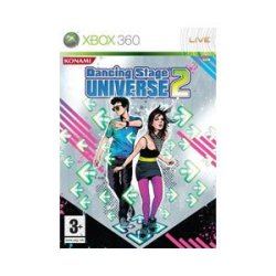 Xbox 360 Dancing Stage Universe 2. Dance Mat And Game.