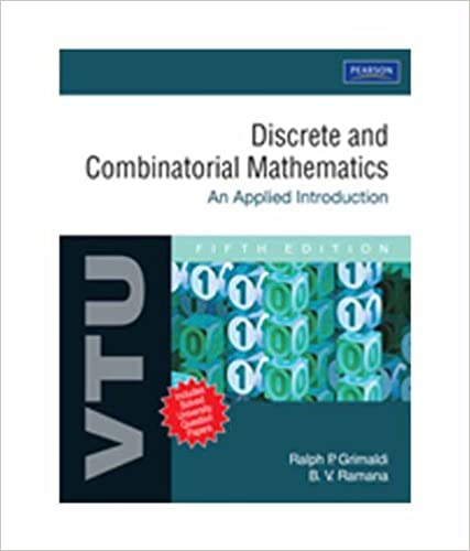vtu-Discrete Mathematical Structures