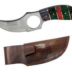 "6"" Deer Creek Skinner Knife"