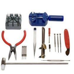 Viken Deluxe Watch Repair Tool Kit-16 Pc (Tool Kit)