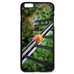 Funny Drop Maple Leave Pc Cover For Iphone 6 Plus