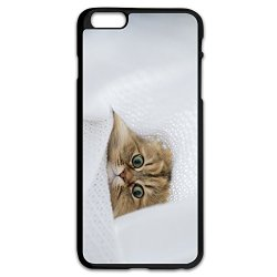 Fashion Cute Cat Pc Case Cover For Iphone 6 Plus